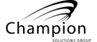 CHAMPION SOLUTIONS GROUP, INC.